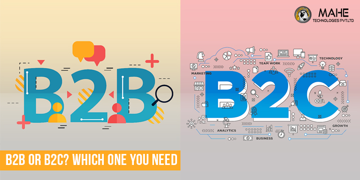 B2B OR B2C? Which One You Need