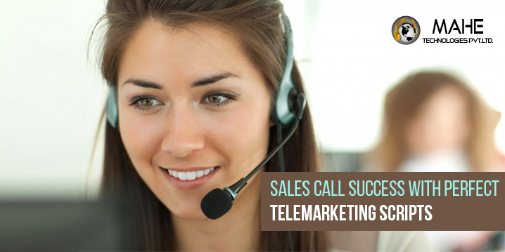 Sales Call SUCCESS with Perfect Telemarketing Scripts